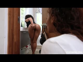 PervMom - Christmas With The StepFamily / Sarah Lace, Misty Stone