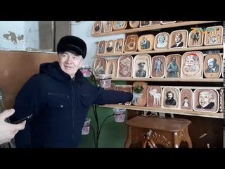 """Интернет TV-канал """"Выбор"""" """"Мастерская солнца""""  Сюжет про моего  деда Шевнина Александра Петровича."""