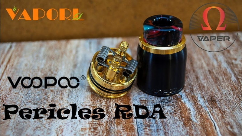 VOOPOO Pericles RDA from