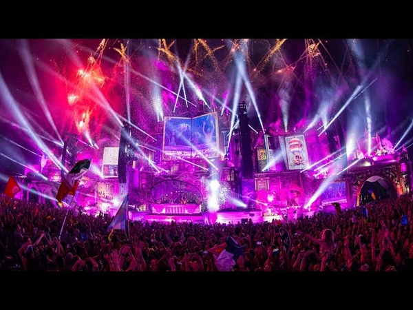 Dimitri Vegas Like Mike vs Steve Aoki 15Y Tomorrowland Closing Show 3 Are Legend Classics Set