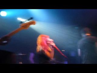 Paramore - Pressure - The Garage - Live in London - April 5 2013