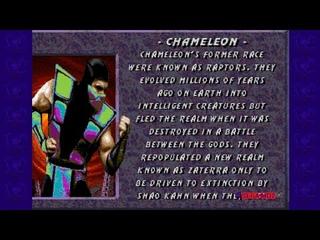 Mortal Kombat Revelations  #FINAL - Chameleon