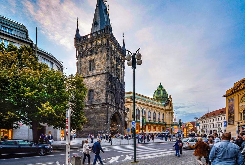 Смотровые площадки Праги, изображение №6