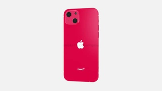 EXCLUSIVE: Apple iPhone 13 / 12S (Product) Red (complete look based on leaked CAD drawings)