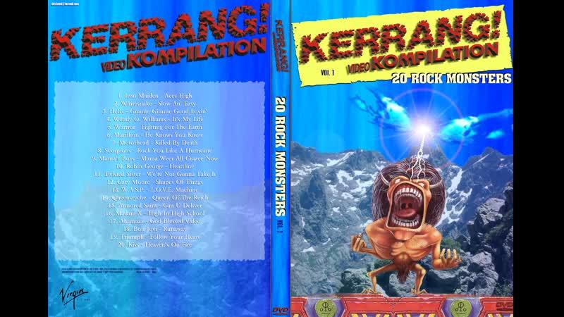 Kerrang Video Сompilation Vol 3 1988