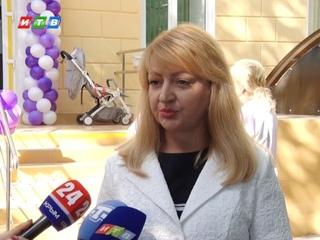 Поликлиника №3 в Симферополе открылась после ремонта
