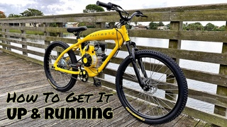 Phatmoto Rover 2020 [Motorized Bicycle] - 79cc 4 Stroke - Unboxing & Installation Tutorial