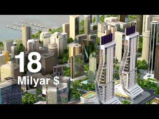 İzmir 2030 - Yeni Kent Merkezi