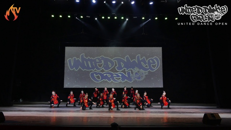 NS SQUAD KilaShow UNITED DANCE OPEN XXV
