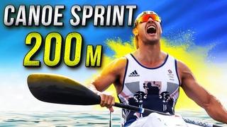 Canoe and Kayak Sprint 200 meters - Спринт в гребле на байдарках и каноэ 200 метров