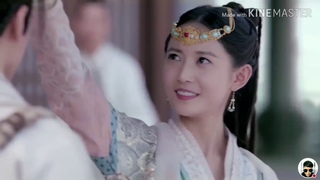Zhang Wuji and Zhao Min Scene (Heavenly Sword and Dragon Slaying Sabre 2019 倚天屠龙记 2019)