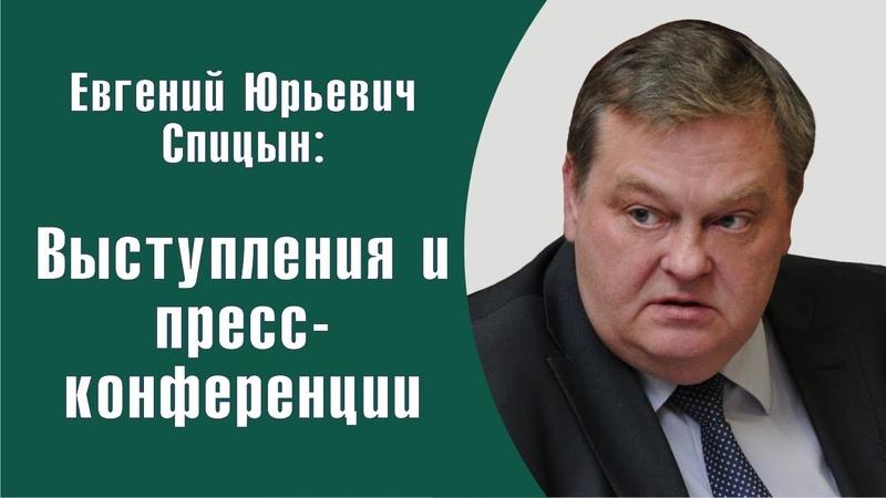Феномен российского капитализма Е Ю Спицын Доклад на заседании РЭОШ в декабре 2016 года