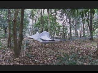 1  Местная подвесная палатка