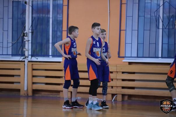 ПОБЕДА-KIDS, мальчики U12 I День 1, 2