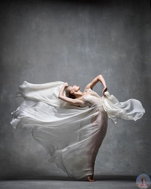 Красота балета в объективе Кен Броуар и Дебора Ори