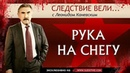 КРИМИНАЛЬНЫЕ ХРОНИКИ - Следствие вели, 14 сезон 6 серия - Рука на снегу, 2019 год, 16.