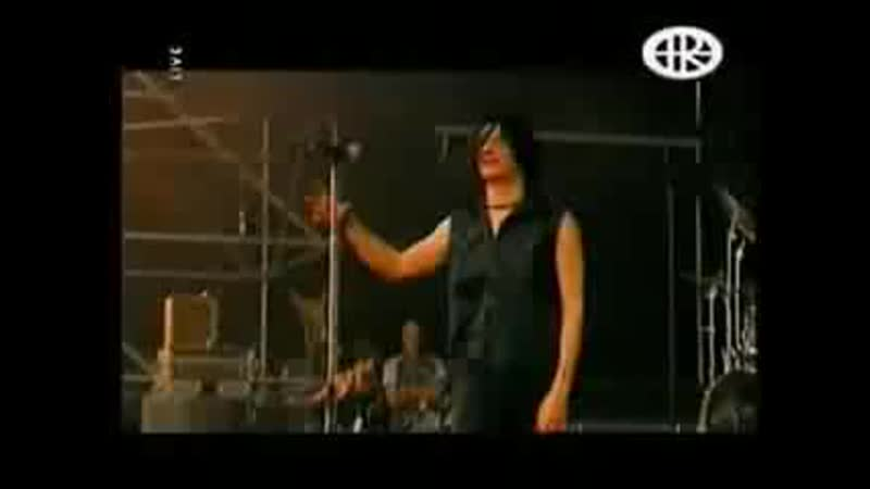 The Young Gods L´Amourir Live 2002