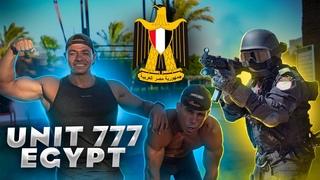 НОРМАТИВ СПЕЦНАЗА ЕГИПТА. UNIT *777* Egypt