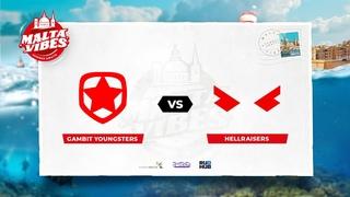 Gambit Youngsters vs HellRaisers - Malta Vibes - bo1 - de_vertigo [Mintgod]