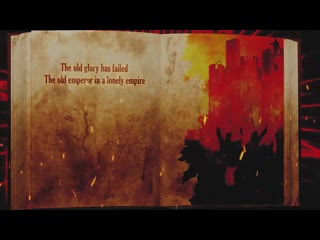 Yoth Iria 'Visions of the Dead Lovers' (Rotting Christ cover | Lyric Video) Full HD