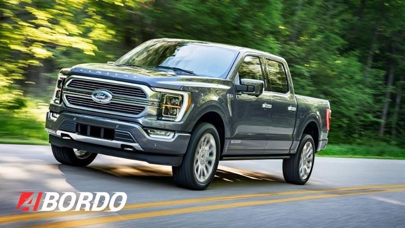 Ford renueva a la F-150 y la electrifica con un potente propulsor híbrido | Univision A Bordo