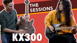 The Sessions: Cort KX300 Etched (feat. Hedras Ramos)