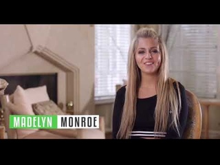Behind The Scenes Madelyn Monroe