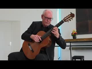 Nothing else matters by metallica - danish guitar performance - soren madsen
