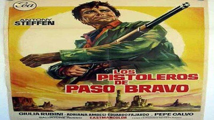 Los pistoleros de Paso Bravo (1968) (C)