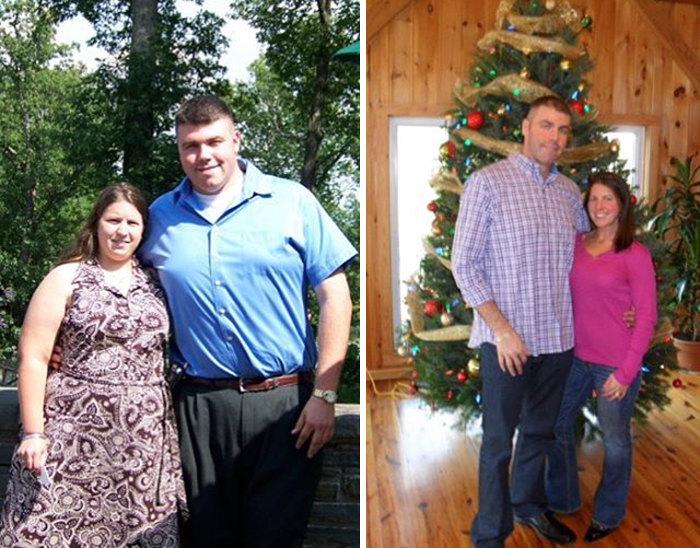 Эти пары решили преобразиться, и у них получилось!