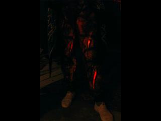 Devilssss rave king pants by skverna