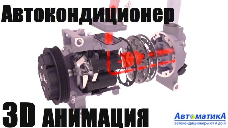 Устройство принцип работы и ремонт автокондиционера по технологии производителя