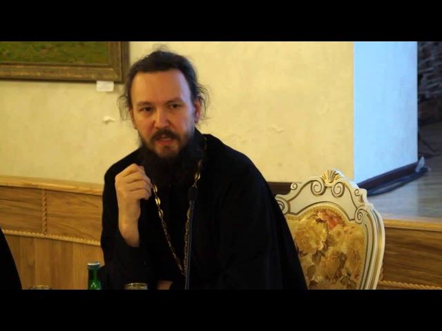 Протоиерей Павел Великанов о проекте документа Межсоборного Присутствия о подготовке к Святому Причащению
