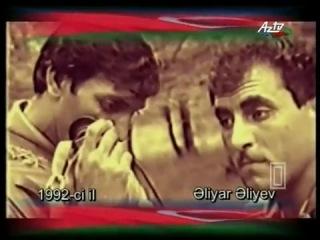 Aliyar Aliyev - National Hero of Azerbaijan (Milli Qehraman)