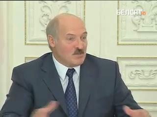 Лукашэнка перакрыўлівае Ельцына бэсціць Мядзведзева