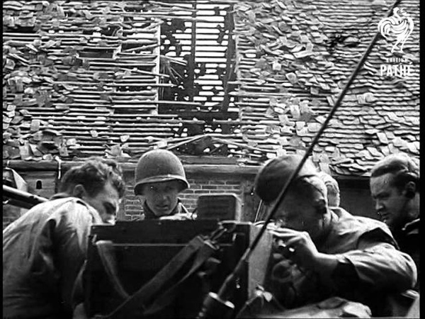 8 Мая когда немцы капитулировали и на востоке и на западе