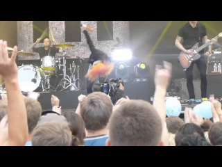 Paramore - Misery Business @ Rock The Beach 2013, Helsinki, HD Quality