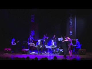 Esref Tekinalp & Vanessa Gauch Arabacioglu 1, Color Tango, 5 March 2013