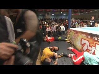 IWU Prince Devitt vs. Alex Shelly - NJPW Best Of The Super Junior XX