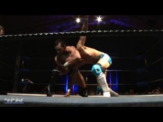 IWU Prince Devitt vs. Owen Phoenix - 4FW WrestleWar