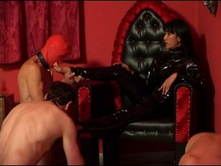OWK. Mistress Evа live at the OWK