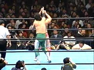 () AJPW Triple Crown 20-01-97 - Mitsuharu Misawa Vs. Kenta Kobashi