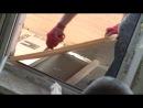 окна - остекление балкона на последнем этаже, монтаж крыши
