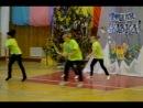 Танец важатых) Наша Мария ЛУЧШАЯ) Орлёнок-1 смена,2013 год,январь