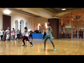 Greek salad dance event | choreography ricky lam (jazz-funk) | girls