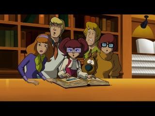Скуби-Ду: Абракадабра-Ду / Scooby-Doo! Abracadabra-Doo (2009) BDRip 720p []