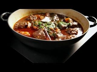 Курсы элементарной кулинарии Гордона Рамзи. (серия 7) Готовим без напряжения.