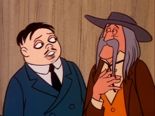 A Familia Adams 1973 - S01EPI(16) - The Addams Family at The Kentucky Derby