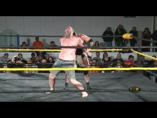 MASADA vs. Necro Butcher - CZW - Cerebral 2012