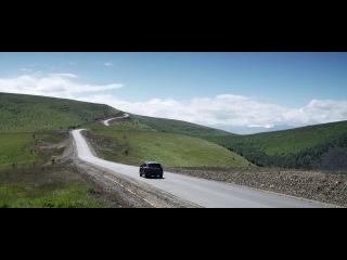Реклама Honda Akura в горах Кабардино Балкарии и в Карелии